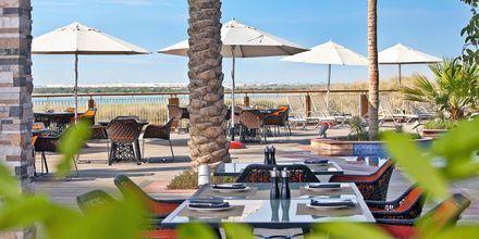 Restaurang Amerigos på hotell Radisson Blu Yas Island i Abu Dhabi.