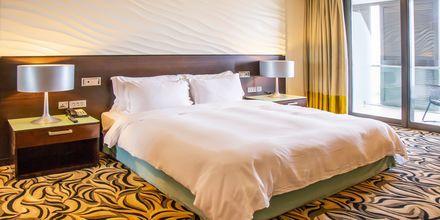 Superiorrum på hotell Radisson Blu Yas Island i Abu Dhabi.
