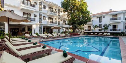 Hotell Radisson Goa Candolim i norra Goa, Indien.