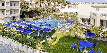 Hotell Rania i Platanias, Kreta.