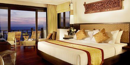 Deluxerum på hotell Rawi Warin i Koh Lanta, Thailand.