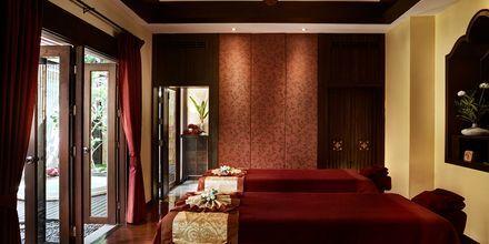 Spa på hotell Rawi Warin på Koh Lanta, Thailand.
