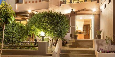 Hotell Rea i Paleochora på Kreta, Grekland.