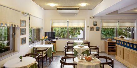 Fruskotsrum på hotell Rea i Paleochora på Kreta, Grekland.