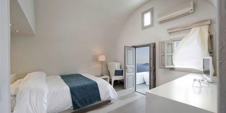 Superiorrum på hotell Regina Mare på Santorini, Grekland.