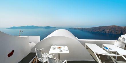 Hotell Regina Mare på Santorini, Grekland.