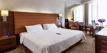 Superiorrum på hotell Rembrandt i Bangkok, Thailand.