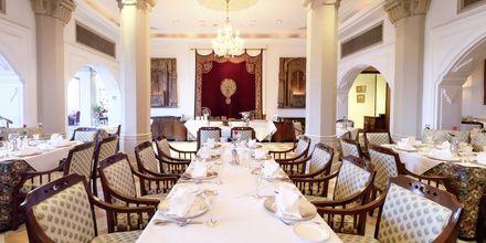 Rang Mahal Restaurant på hotell Rembrandt i Bangkok, Thailand.