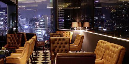 Takbaren Mixology på hotell Rembrandt i Bangkok, Thailand.