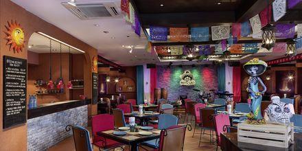 Mexicano Restaurant på hotell Rembrandt i Bangkok, Thailand.
