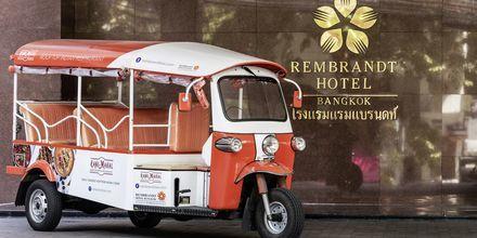 Hotell Rembrandt i Bangkok, Thailand.