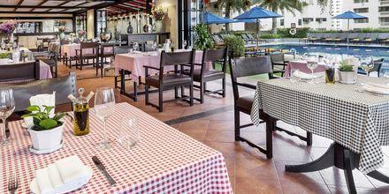 Restaurant Da Vinci på hotell Rembrandt i Bangkok, Thailand.