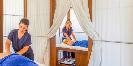 Spa på hotell Rethymno Mare Resort, Grekland.