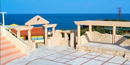 Teatern på hotell Rethymno Mare Resort, Grekland.
