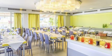 Restaurang på hotell Rethymno Mare Resort, Grekland.