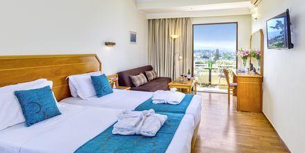 Deluxerum på hotell Rethymno Mare Resort, Grekland