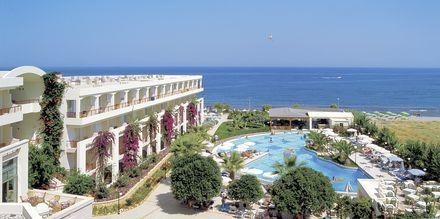 Hotell Rethymno Palace i Rethymnon på Kreta, Grekland.