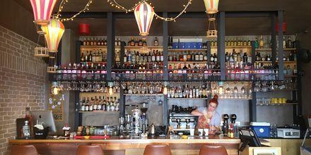 I Rethymnon stad finns det gott om barer och nattklubbar!