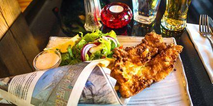 Förvänta dig mycket (och god) fisk på semestern i Reykjavik!