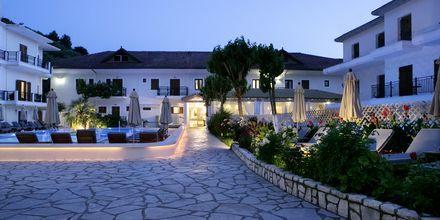 Hotell Rezi på Parga, Grekland.