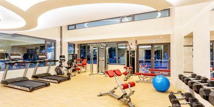 Gym på hotell Rhodos Horizon City.