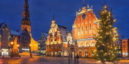 Jul i Riga - en riktigt mysig upplevelse.