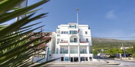 Hotell Ringo i Podstrana, Kroatien.