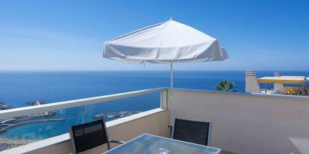 Två- och trerumslägenhet superior på hotell Riosol i Puerto Rico, Gran Canaria.