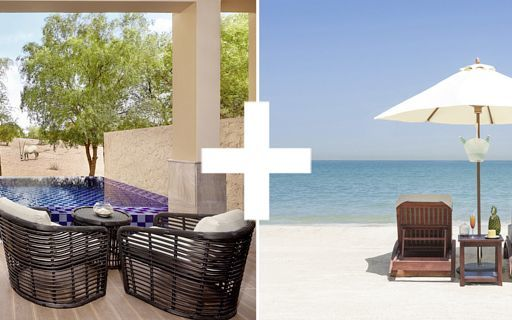 Ritz-Carlton Al Wadi Desert & Waldorf Astoria Ras Al Khaimah