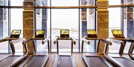 Gymmet på Ritz-Carlton Doha, i Doha, Qatar.