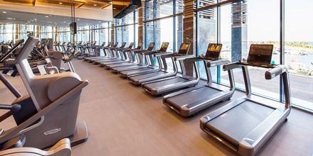 Gym på Ritz-Carlton Doha, i Doha, Qatar.