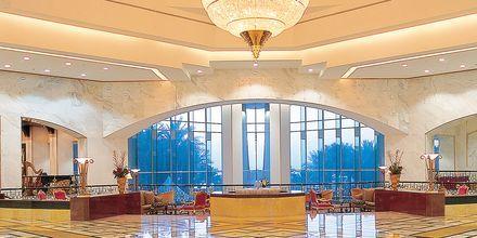 Lobbyn på Ritz-Carlton Doha i Doha, Qatar.