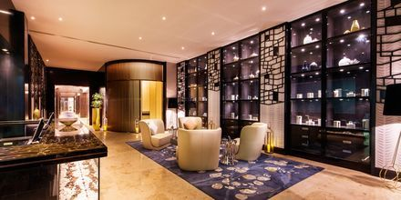 Spa på hotell Ritz-Carlton Doha, i Doha, Qatar.