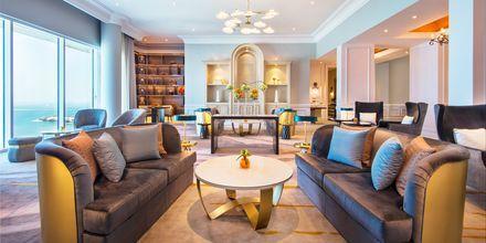 Club Lounge på Ritz-Carlton Doha i Doha.