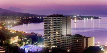 Hotell Rodos Palace på Rhodos i Ixia, Grekland.