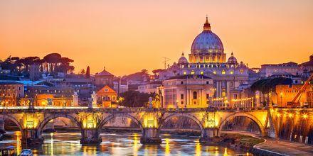 Vatikanstaten i Rom, Italien.