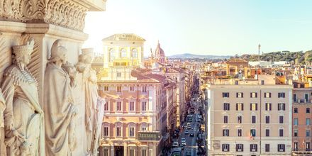 Upplev vackra dagar i Rom, Italien.