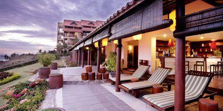 Spaavdelning på hotell Romana Beach Resort i Phan Thiet, Vietnam.