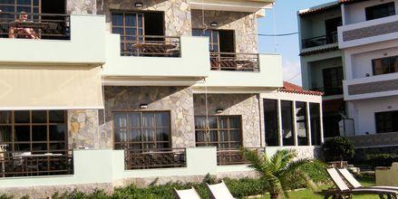 Hotell Rose i Kato Stalos på Kreta.