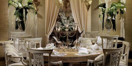 Restaurang Jardin på hotell Royal Garden Villas i Playa de las Americas på Teneriffa, Spanien.