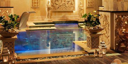 Spa på hotell Royal Garden Villas i Playa de las Americas på Teneriffa, Spanien.