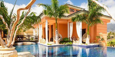 Receptionen på hotell Royal Garden Villas i Playa de las Americas på Teneriffa, Spanien.
