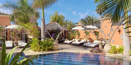 Hotell Royal Garden Villas i Playa de las Americas på Teneriffa, Spanien.