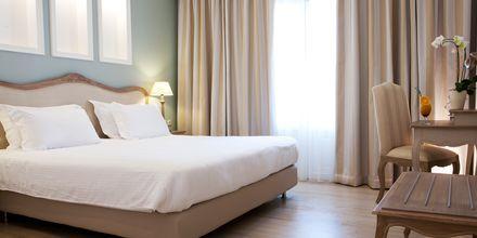 Tvårumslägenhet deluxe på hotell Royal Nidri på Lefkas, Grekland.