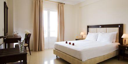 Tvårumslägenhet på hotell Royal Nidri på Lefkas, Grekland.