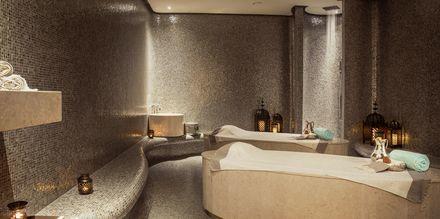 Spa på hotell Saadiyat Rotana Resort & Villas i Abu Dhabi, Förenade Arabemiraten.