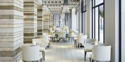 Restaurang på Saadiyat Rotana Resort & Villas i Abu Dhabi, Förenade Arabemiraten.
