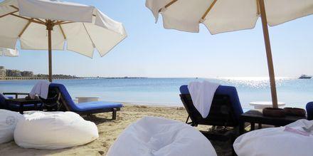Härliga stranddagar i Sahl Hasheesh.
