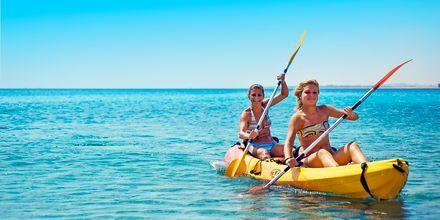 Testa på vattensporter under semestern!