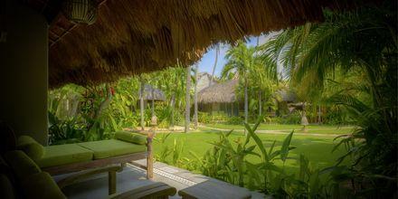 Deluxerum i bungalow på Sailing Club Mui Ne Resort i Phan Thiet, Vietnam.